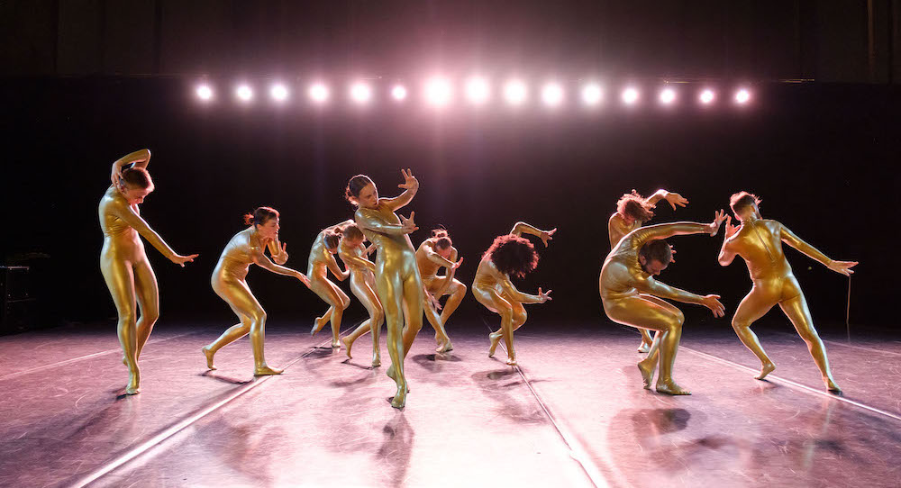 'Hofesh in the Yard' from STRUT Dance. Photo by Anthony Tran.