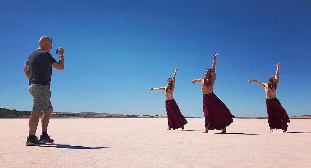 Photo courtesy of Australian Dance Theatre.