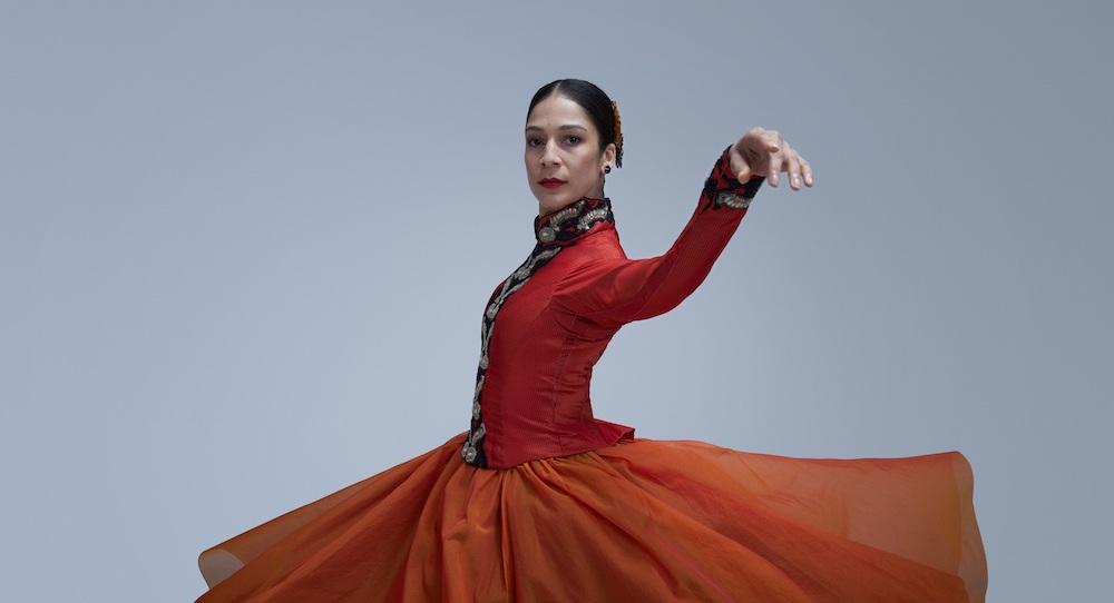 Robyn Hendricks in The Australian Ballet's 'Anna Karenina'. Photo by Pierre Toussaint.