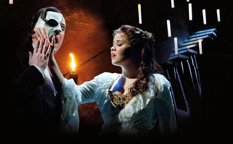 Opera Australia auditions for brand new 'The Phantom of the Opera'