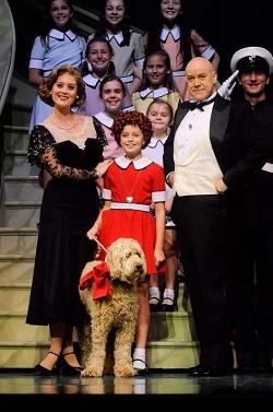 Annie The Musical, Australia